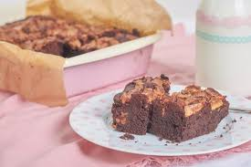 brownies mit weißer schokolade