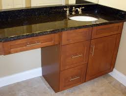 Bathroom Vanities Closeouts St Louis by Bathroom Cheap Bathroom Vanity Cabinets With Black Granite