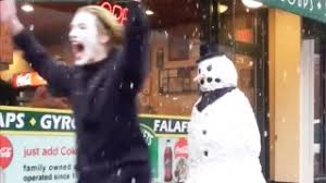 Halloween Scare Pranks 2013 by The Scary Snowman Is Back Prank Army Tv