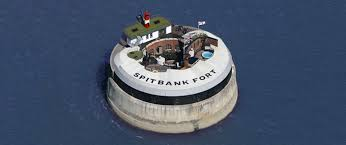 100 Spitbank Fort MyBestPlace A Military Transformed Into A