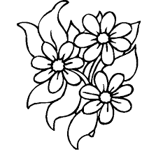 Popular Coloring Book Flower Top Books Gallery Ideas