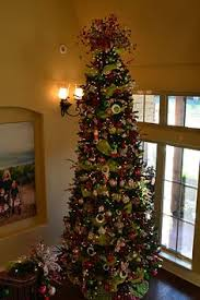 Decorating Whimsical Tree And Chandelier Tall Christmas