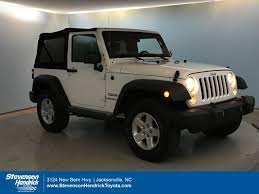 100 Trucks For Sale Jacksonville Nc Jeep Wrangler For In NC 28540 Autotrader