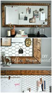 Awesome Easy Rustic Office Memo Board Interior Furniture Toronto