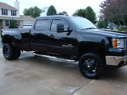 Leveling Kit stock wheels oversized tires PICS PLEASE Chevy
