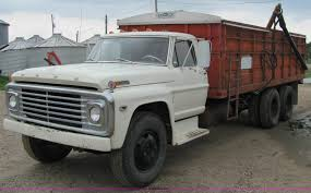 1969 Ford 600 Grain Truck | Item 6513 | SOLD! July 28 Ag Equ...