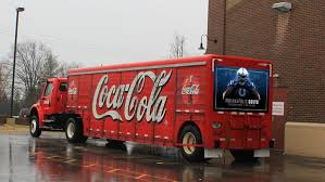 Coca-Cola Truck Back // Indianapolis Colts On Behance Cacola Other Companies Move To Hybrid Trucks Environmental 4k Coca Cola Delivery Truck Highway Stock Video Footage Videoblocks The Holidays Are Coming As The Truck Hits Road Israels Attacks On Gaza Leading Boycotts Quartz Truck Trailer Transport Express Freight Logistic Diesel Mack Life Reefer Trailer For Ats American Simulator Mod Ertl 1997 Intertional 4900 I Painted Th Flickr In Mexico Trucks Pinterest How Make A With Dc Motor Awesome Amazing Diy Arrives At Trafford Centre Manchester Evening News Christmas Stop Smithfield Square