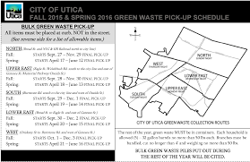 Nyc Christmas Tree Disposal 2014 by Green Waste Pick Up Schedule