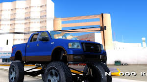 2005 Ford F150 Monster Truck - GTA San Andreas - YouTube Gta Gaming Archive Stretch Monster Truck For San Andreas San Andreas How To Unlock The Monster Truck And Hotring Racer Hummer H1 By Gtaguy Seanorris Gta Mods Amc Javelin Amx 401 1971 Dodge Ram 2012 By Th3cz4r Youtube 5 Karin Rebel Bmw M5 E34 For Bmwcase Bmw Car And Ford E250 Pumbars Egoretz Glitches In Grand Theft Auto Wiki Fandom Neon Hot Wheels Baja Bone Shaker Pour Thrghout