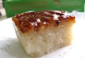 cuisine au lait de coco riz gluant au lait de coco philippine recettes vegetales