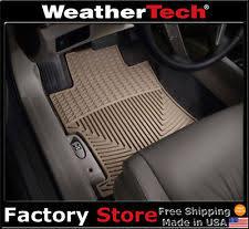 Weathertech Floor Mats 2009 F150 by Weathertech Floor Mats Honda Accord Ebay