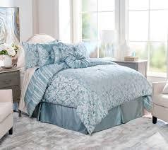 Carolina Panthers Bedroom Curtains by Northern Nights Jacquard Reversible 7 Piece Ck Comforter Set