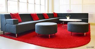 Low Back Modular Sofa Office