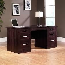 Sauder Executive Desk Staples by Sauder Office Port Outlet Executive Desk 29 1 2