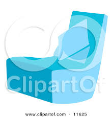 Blue Chair Catering Clipart A Bottle Of Rinse To GJiIAP