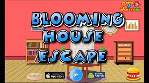 100 Blooming House Escape Walkthrough Games2Jolly
