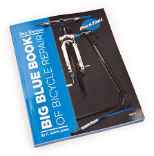 Big Blue Book Of Bicycle Repair: C. Calvin Jones, Bill Gibson, Joel ...