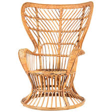 Rattan Wing Back Chair Image 1 Outdoor Wicker – Cheapinsurancenid.info