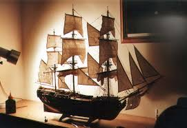 ship models and history nautical handcrafted decor blog
