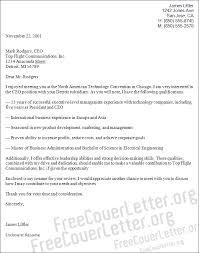 Position Cover Letter Sample