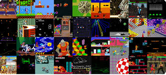 Sample Classic Arcade Legends Games