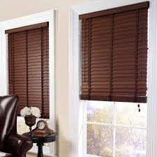 Great Decorating Faux Wood Horizontal Mini Blinds Lowes For Home