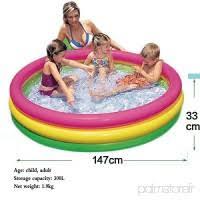 piscine a balle gonflable bébé piscine enfants gonflable baignade piscine piscine balle