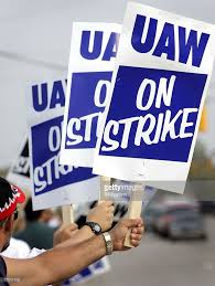 Halloween Usa Flint Michigan by Uaw Calls National Strike Against Gm Photos And Images Getty Images