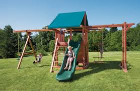 Inspirations: Create Creativity Your Child With Backyard ... Santa Fe Wooden Swing Set Playsets Backyard Discovery Free Images City Creation Backyard Leisure Swing Public Playground Equipment Canada And Yard Design Slides Dawnwatsonme Play Tower 1 En Trusted Brand Jungle Gym Ecofriendly Playgrounds Nifty Homestead August 2012 Your Playground Solution Delivery Installation For Youtube Skyfort Ii Playset Home Depot Swingsets By Adventures Of Middle Tennessee