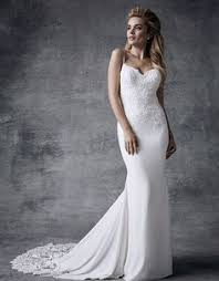2017 Enzoani Lacy Available at Uptown Bridal