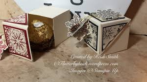 Ferrero Rocher Christmas Tree Box by Ferrero Friday Single Foldover Box Youtube