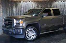 Pre-Owned 2014 GMC Sierra 1500 SLE Crew Cab Pickup In Elk Grove ... Preowned 2014 Gmc Sierra 1500 Denali 4d Crew Cab In Scottsdale Sle Pickup Euless Slt Pu Idaho Falls J255623a Ron 65 Bed 42018 Truxedo Edge Tonneau Cover 2500hd 4wd Used For Sale Rockford Il 61108 Forest City Extended Chittenango 420 Hp Is Most Of Any Standard Pickup Traverse Mi Area Volkswagen Dealer