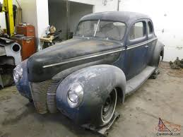 Perfect 1940 Ford Coupe Project For Sale Photo - Classic Cars Ideas ... 1937 Ford Pickup 88192 Motors 1940 Tow Truck Of George Poteet By Fastlane Rod Shop Acurazine V8 Pickup In Gray Roadtripdog On Gateway Classic Cars 1066tpa A Different Point Of View Hot Network The Long Haul Fueled Rides Fuel Curve F100 For Sale Classiccarscom Cc0386 Used Real Steel Body 350 Auto Ac Pb Ps Venice Sale Near Lenexa Kansas 66219 Classics Second Time Around