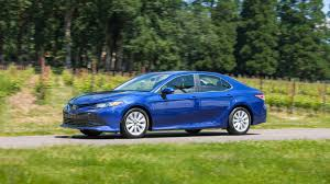 2018 Toyota Camry Review & Ratings | Edmunds