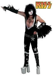 Spirit Halloween West Sacramento by Kiss Costumes Kiss Band Halloween Costume Paul Gene Simmons Boots