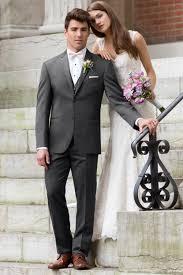 Ultra Slim Steel Grey Sterling Wedding Suit