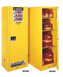 justrite sure grip ex deep slimline safety cabinets