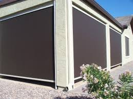 Diy Roll Up Patio Shades by Products By Day Star Screens Roll Shades Retractable Patio Screens