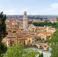 100 Birdview Of Verona On The Adige River And Ponte Nuovo Flickr