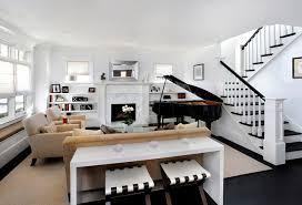 Modern Classic Contemporary Living Room