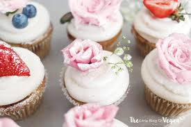 Royal Wedding Inspired Victoria Sponge Cupcake Recipe