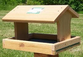 Platform Bird Feeders Tray Bird Feeders Ground Bird Feeders