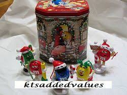 MM Bank Tin 2003 Limited Edition MMs Characters Orn KTs Added Values Collectibles Home And Kitchen Decor