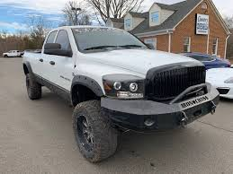 100 Used Dodge Truck 2006 Ram 3500 ST Lifted At Country Diesels Serving