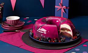 mirror glaze torte
