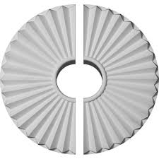 2 Piece Ceiling Medallion Canada by American Pro Decor Cornice Moulding Ceilings The Home Depot