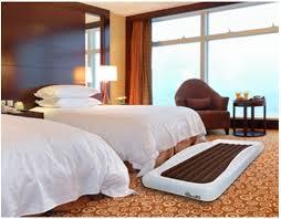 Intex Kidz Travel Bed by The Shrunks Indoor Kids Travel Bed Walmart Com