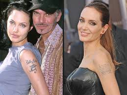 Celebs Whove Gotten Tattoos Removed Or Covered Up
