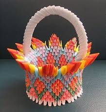 Paper Crafts Flower Vase