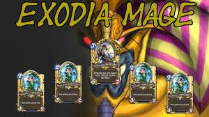 Mage Deck Hearthpwn Antonidas by Wild Exodia Mage Hearthstone Decks